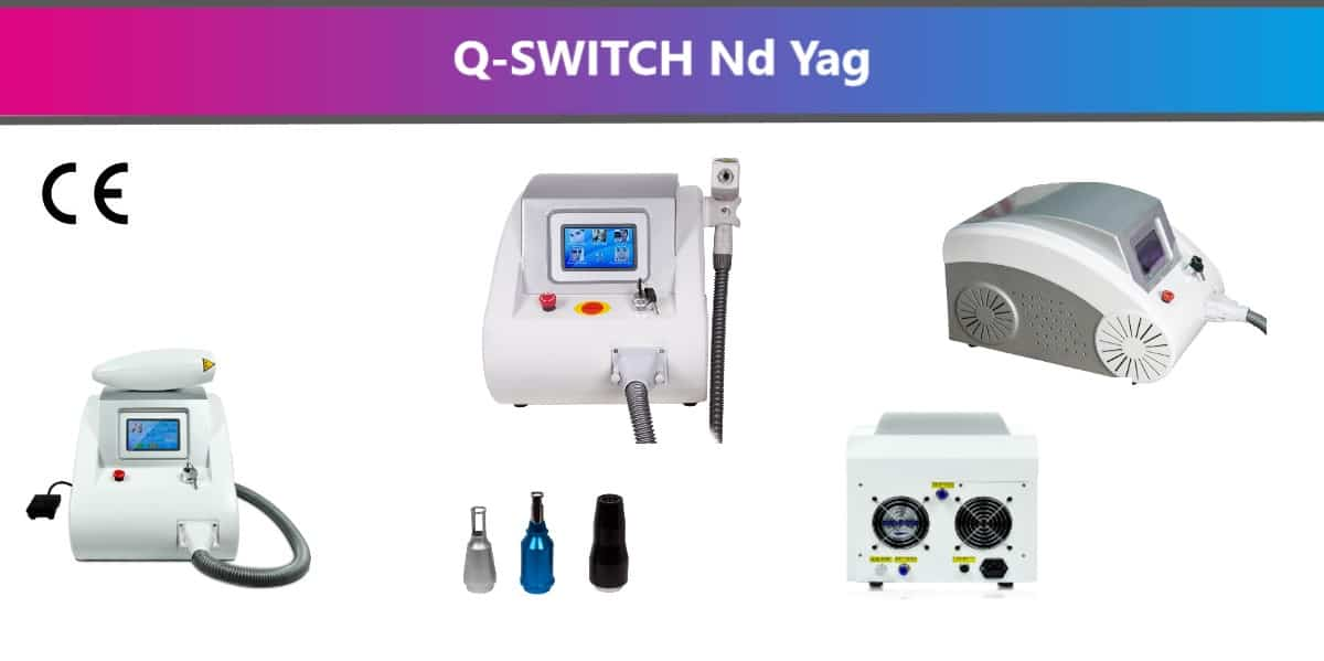 Laser Q-SWITCH Nd Yag