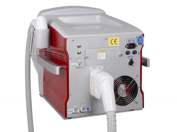 Laser aleksandrytowy ECOS ICE PLATINUM