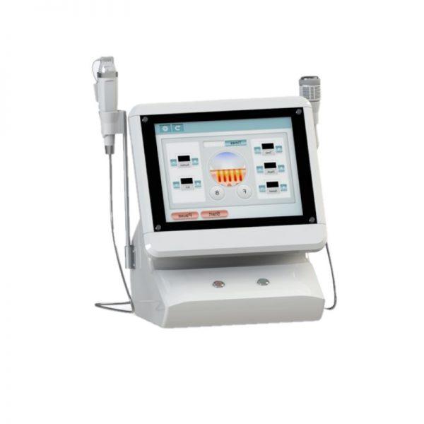 Radiofrekwencja frakcyjna mikroigłowa IQ-MAXIFRAX + RF + Krioterapia